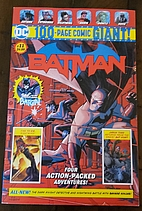 Batman Giant #11 by DC Comics