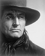 Author photo. Grey Owl (Wa-sha-quon-asin, Archibald Belaney), 1888-1938<br> Photo by Yousuf Karsh, Feb. 27, 1936, Ottawa, Ont.<br> (Yousuf Karsh / Library and Archives Canada /<br> PA-164228)
