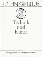Technik und Kunst: Band 7: Kunst (VDI-Buch)…