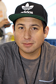 "Author photo. Author Tommy Orange at the 2018 Texas Book Festival in Austin, Texas, United States. By Larry D. Moore - Own work, CC BY-SA 4.0, <a href=""https://commons.wikimedia.org/w/index.php?curid=73982519"" rel=""nofollow"" target=""_top"">https://commons.wikimedia.org/w/index.php?curid=73982519</a>"