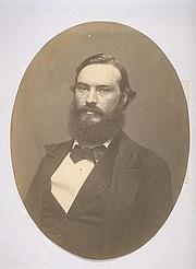 Author photo. public domain c.1859
