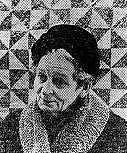 Author photo. Averil Colby (1900-1983)