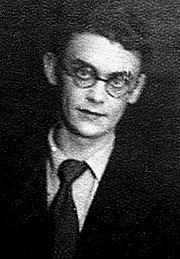 Author photo. Leonid Gajdaj, Irkutsk, 1941