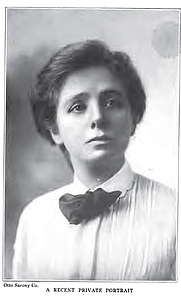 Author photo. Maude Adams. Photograph (Otto Sarony Co.) facing page 159 of Maude Adams; a biography (1907) by Ada Patterson.