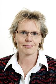 Author photo. Claudia Theune-Vogt