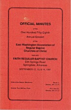 East Washington Association of Regular…