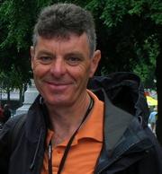 Author photo. Jonathan Shaw 2006
