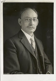 Author photo. Courtesy of the <a href=&quot;http://digitalgallery.nypl.org/nypldigital/id?437612&quot;>NYPL Digital Gallery</a> (image use requires permission from the New York Public Library)