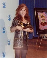 Author photo. Photo credit: Alan Light, 1990