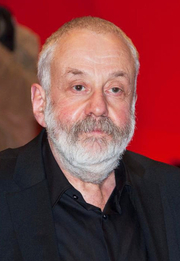 Author photo. Mike Leigh