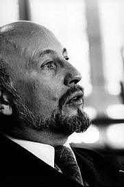 Author photo. Vladimir Volkoff (by Erling Mandelmann, 1979)