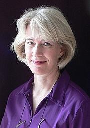 Author photo. Sally Kneidel, PhD