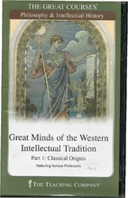Great Minds of the Western Intellectual…