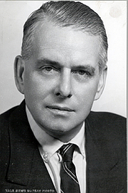 Author photo. Frederick G. Kilgour [credit: Yale University]