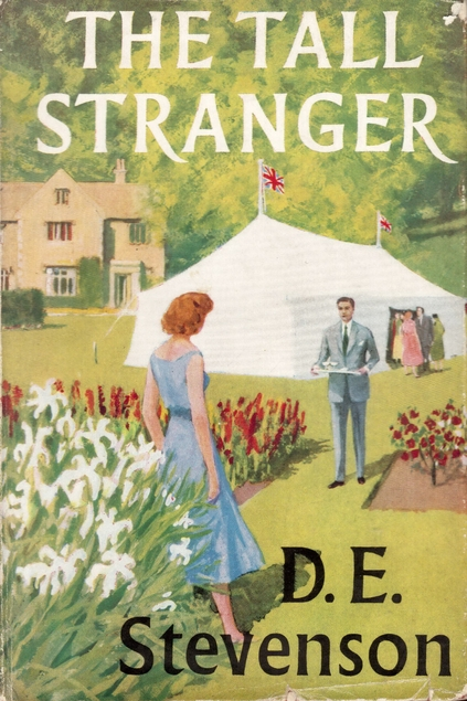 The Tall Stranger cover