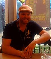 Author photo. AlexanderGordonSmith