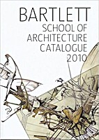 Bartlett School of Architecture catalogue…