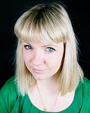 Author photo. Zoe Venditozzi