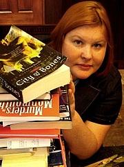 Author photo. Courtesy of Cassandra Clare.