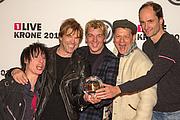 Author photo. Die Toten Hosen, 2013.