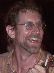 Author photo. Chris Mays