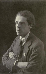 Author photo. Image from <b><i>Flying men & their machines</i></b> (1916) by Clarence Arthur Charles Winchester