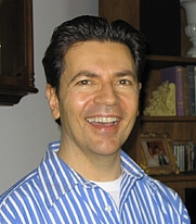 Author photo. John J. Bonk