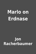 Marlo on Erdnase by Jon Racherbaumer