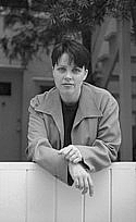 Author photo. glbtq