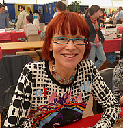 Author photo. Joëlle Wintrebert (by Ji-Elle, 2010)