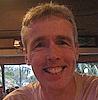 Author photo. Mark McClure in Hawaii
