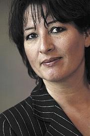 Author photo. Karina Schaapman