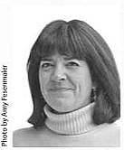 Author photo. Author Picture from her website, used on a review.