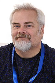 "Author photo. Author Scott Von Doviak at the 2018 Texas Book Festival in Austin, Texas, United States. By Larry D. Moore, CC BY-SA 4.0, <a href=""https://commons.wikimedia.org/w/index.php?curid=74185352"" rel=""nofollow"" target=""_top"">https://commons.wikimedia.org/w/index.php?curid=74185352</a>"