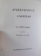 Stereoscopic cameras by Kenneth Claude…