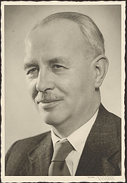 Author photo. A. Leo Oppenheim [credit: Memim Encyclopedia]
