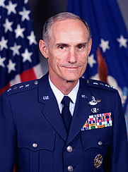 Author photo. Official U.S. Air Force Photo (Wikimedia Commons)