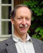 Author photo. T.M. Charles-Edwards [credit: Jesus College, Oxford]
