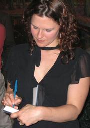 "Author photo. photo by Ron Hogan (<a href=""http://flickr.com/photos/28665507@N00/163229823/"">Flickr</a>)"