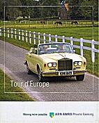 Tour d'Europe by Marc van der Ven