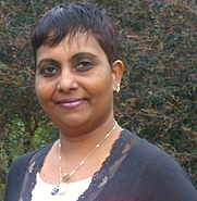 Author photo. Kamy Chetty