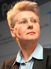 Author photo. Lilia Shevtsova. Photo by Monika Flueckiger/swiss-image.ch for World Economic Forum.