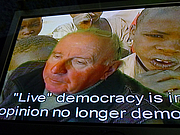 """Author photo. Photo by GASTEV - """"Live"""" democracy is in my opinion no longer democracy."""