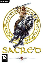 Sacred by A. Š.,