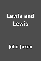 Lewis and Lewis by John Juxon