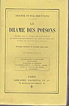 Princes and Poisoners: Studies of the Court…