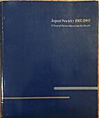 Japan Society, 1907-1982: 75 Years of…