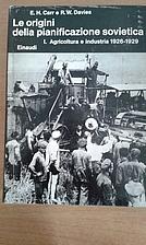 Le origini della pianificazione sovietica…