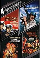 4 Film Favorites: John Wayne Collection…