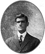 Author photo. Photo by William A. Mears (1908)